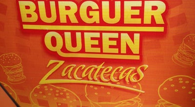Photo of Burger Joint Burger queen at Calle Del Oro, Zacatecas, Mexico