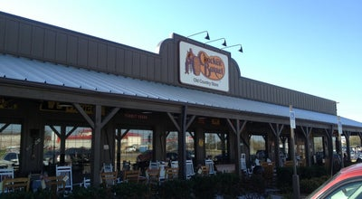 Photo of American Restaurant Cracker Barrel Old Country Store at 3110 Briarcrest Dr, Bryan, TX 77802, United States