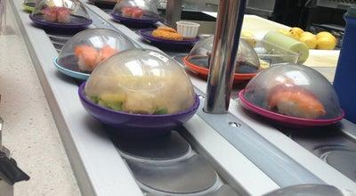 Photo of Sushi Restaurant Yo! Sushi at Level 1, Dundrum Town Centre, Dublin 16, Ireland