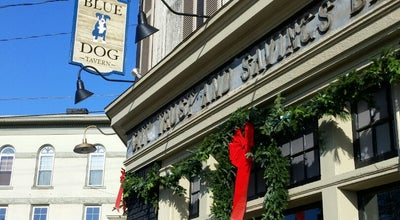 Photo of American Restaurant Blue Dog Tavern at 638 Stocking Ave Nw, Grand Rapids, MI 49504, United States