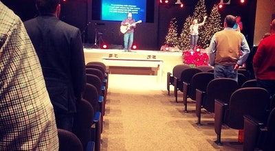 Photo of Church Peachtree City Christian Church at 400 Kedron Dr, Peachtree City, GA 30269, United States