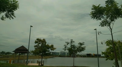 Photo of Lake Tasik Ump Pekan at Malaysia