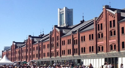 Photo of Historic Site 横浜赤レンガ倉庫 (Yokohama Red Brick Warehouse) at 中区新港1-1-2, 横浜市 231-0001, Japan