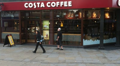 Photo of Coffee Shop Costa Coffee at 124 Market St, Manchester M1 1WA, United Kingdom