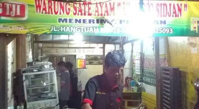 Photo of BBQ Joint Sate Ayam Pak Tjasmadi Al Abdurachman Bin Sidjan at Jl.kapten Ismail, Tegal, Indonesia