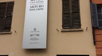 Photo of History Museum Museo Casa Natale Arturo Toscanini at Borgo Rodolfo Tanzi, 13, Parma, Italy