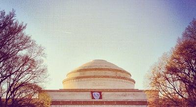 Photo of University Massachusetts Institute of Technology (MIT) at 77 Massachusetts Avenue, Cambridge, MA 02139, United States
