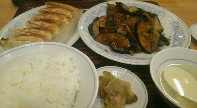 Photo of Chinese Restaurant ぎょうざの満洲 江坂工場直売店 at 江の木町27-16, 吹田市, Japan