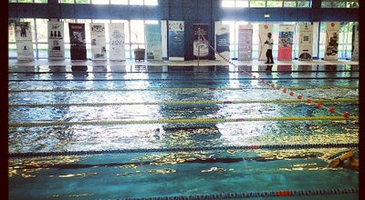 Photo of Pool Complexul de Natație Universitas at Parcul Babeș, Cluj-Napoca, Romania