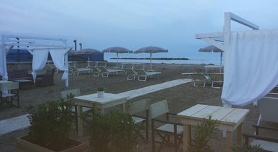 Photo of Beach Bagno Cavallino at Lido DI Savio, Italy