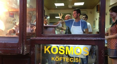 Photo of Diner Kosmos Köfte at Macedonia