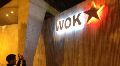 Photo of Asian Restaurant WOK Museo Nacional at Museo Nacional, Bogotá, Colombia