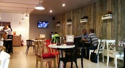 Photo of Mexican Restaurant POKKA Bistro & Cafe at Str. Hermann Oberth Nr. 1, Cluj-Napoca, Romania