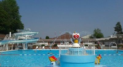 Photo of Pool Zwembad Abdijkaai at Abdijkaai, Kortrijk 8500, Belgium