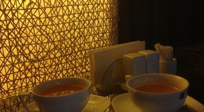 Photo of Cafe SPA Cafe (в клубе «Палестра SPORT») at 2-я Песчаная Ул., 4а, Москва 125252, Russia