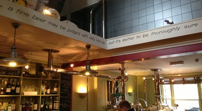 Photo of Gastropub The Old Cannon Brewery at 86 Cannon St, Bury St. Edmunds IP33 1JR, United Kingdom