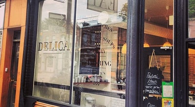 Photo of Cafe Delica Kitchen at 913 Queen St E, Toronto, ON M4M 1J6, Canada