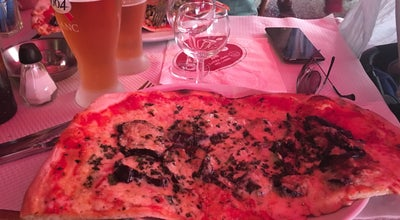 Photo of Pizza Place La Pizza at 37 Rue Massena, Nice, France