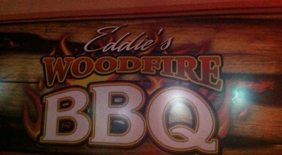 Photo of BBQ Joint Eddie's Woodfire BBQ at 130 Avenue D, Snohomish, WA 98290, United States