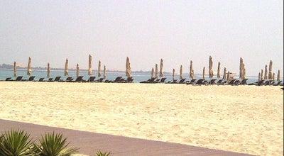 Photo of Beach Board Walk Beach at Corniche St., Abu Dhabi, United Arab Emirates