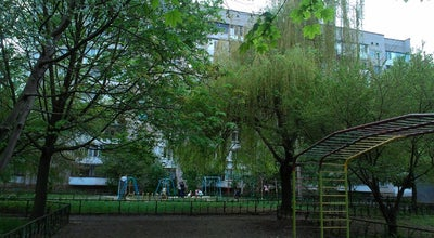 Photo of Playground Детская площадка at Крушельницкой, 75, Ровно, Ukraine