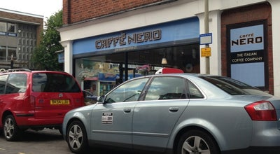 Photo of Coffee Shop Caffè Nero at 28 High St., Brentwood CM14 4AB, United Kingdom