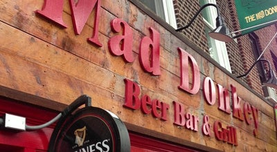 Photo of Bar Mad Donkey Beer Bar & Grill at 3207 36th Ave, Astoria, NY 11106, United States
