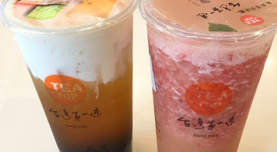 Photo of Bubble Tea Shop TeaTop - 台灣第一味 at 6158 Bollinger Rd, San Jose, CA 95129, United States