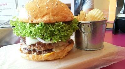 Photo of Burger Joint La Coronela at Camino Real A Momoxpan 2014, Cholula, Mexico