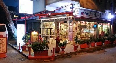 Photo of Cafe Waffle'ci Akin Cafe & House at 336 Sokak No:6/a, Izmir, Turkey