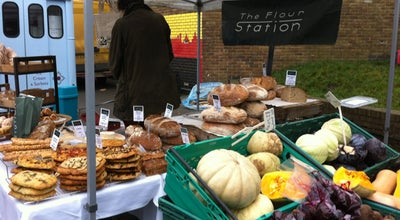 Photo of Food and Drink Shop Parliament Hill Farmers' Market at Highgate Road, London NW5 1RN, United Kingdom
