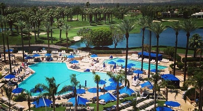 Photo of Hotel JW Marriott Desert Springs Resort & Spa at 74-855 Country Club Drive, Palm Desert, CA 92260, United States