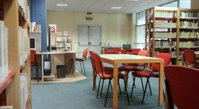 Photo of Library Biblioteca Cinque Torri at Largo Volontari Del Sangue, Pesaro, Italy