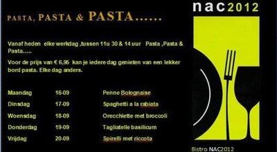 Photo of Italian Restaurant Nac2012 at Nac   Nieuw Administratief Centrum, Houthalen-Helchteren 3530, Netherlands