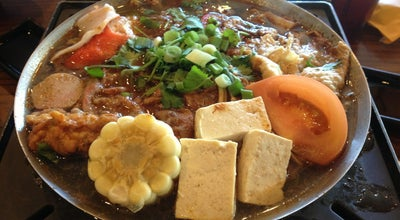 Photo of Chinese Restaurant Boiling Point at 250 W Valley Blvd, San Gabriel, CA 91776, United States