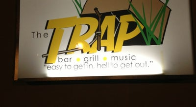 Photo of Dive Bar The Trap at 1923 Westinghouse Blvd, Charlotte, NC 28273, United States