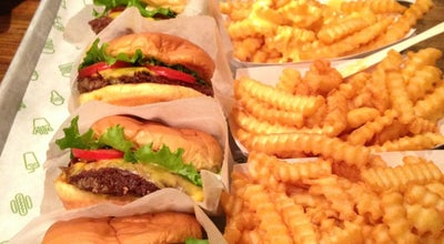 Photo of Burger Joint Shake Shack at 691 8th Ave, New York, NY 10036, United States