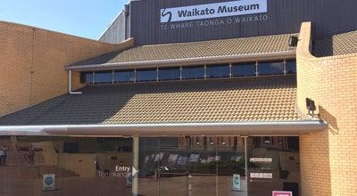 Photo of History Museum Waikato Museum at 1 Grantham Street, Hamilton 4302, New Zealand