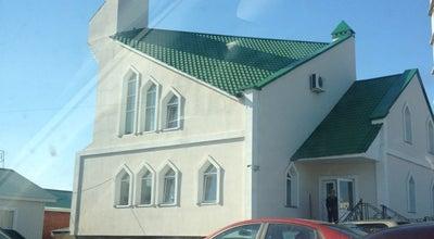 Photo of Mosque Каусаэр at 32/24а, Набережные Челны, Russia