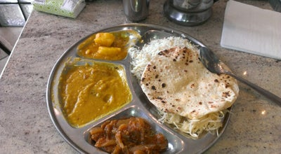 Photo of Indian Restaurant Pushap at 5195 Rue Paré, Montréal, QC H4P 1P4, Canada