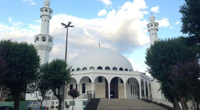 Photo of Mosque Mesquita Omar Iben Khattab at R. Meca, 599, Foz do Iguacu 85864-410, Brazil