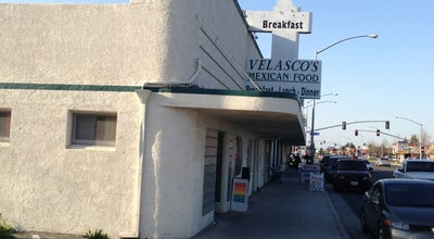 Photo of Mexican Restaurant Velasco's Mexican Restaurant at 641 Academy Ave, Sanger, CA 93657, United States