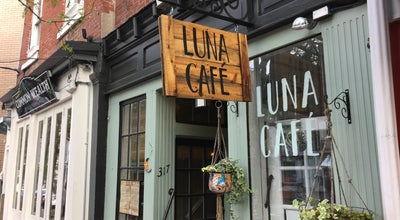 Photo of Bistro Luna Cafe at 317 Market St, Philadelphia, PA 19106, United States