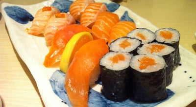 Photo of Sushi Restaurant Sushi Zanmai (壽司三味) at Avenue K, Kuala Lumpur 50450, Malaysia