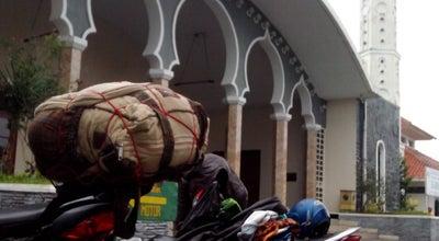 Photo of Mosque Mesjid Al-Ihsan at Jl.raya Puncak Ciloto, Cianjur, Indonesia