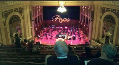 Photo of Rock Club Indianapolis Symphony Orchestra at 45 Monument Cir, Indianapolis, IN 46204, United States