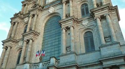 Photo of Church Cathédrale Saint-Pierre at Carrefour De La Cathédrale, Rennes 35000, France
