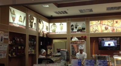 Photo of Ice Cream Shop Bella Crema Gelateria & Cremeria at Shopping Rodoviária De Paulínia, Paulínia, Brazil