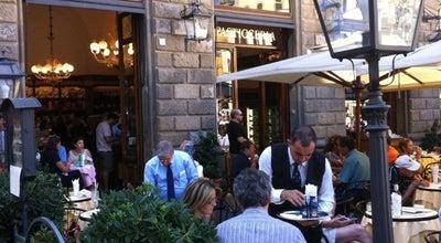 Photo of Cafe Rivoire at Piazza Della Signoria 5, Firenze 50122, Italy