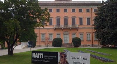 Photo of Art Museum Villa Ciani at Switzerland